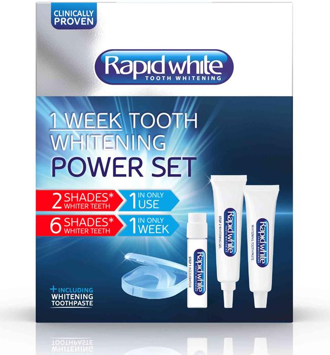 Rapid White Tooth Whitening
